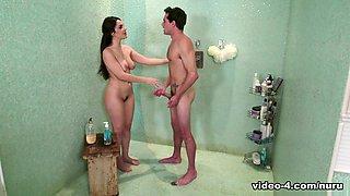 Valentina Nappi & Tyler Nixon in The Italian Beauty, Scene #01 - NuruMassage