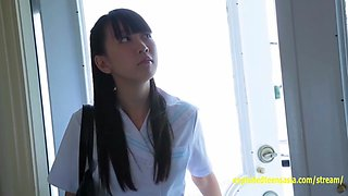 Aoi Kojima Jav Teen Debut Gravure Star Teases In The Shower Gives You A Peak Of Her Slit Through