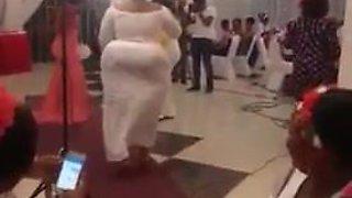 Big mama au mariage