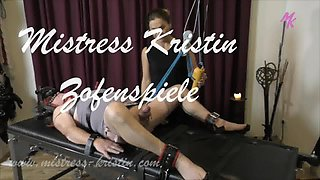 Crossdresser Slave Training Dominatrix Mistress Kristin BDSM