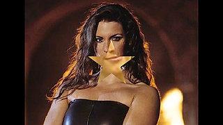 WWE Milf  Stephanie McMahon Jerk Off Challenge
