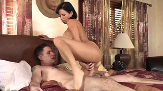 Stepmother Veronica Avluv fucking her stepson