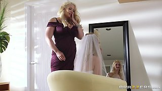 Mommy Got Boobs: Testing My Son In Law. Alura Jenson, Brick Danger