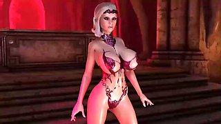 vampire sex animation