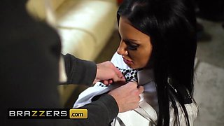 Brazzers - Big TITS in uniform - Elicia Solis Danny D - All or Nothing
