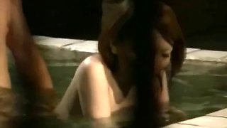 Japanese Family Spa Voyeur Cam Video