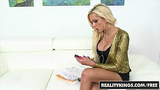 RealityKings - Big Tits Boss - Mi - Cock Under Contract