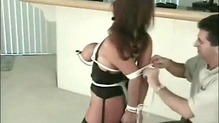 Alexis Taylor - Hot Bondage Slave