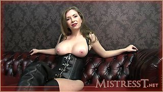 mistress t - your wife is fucking another man