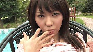 Asian princess enjoys 69