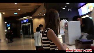 Cute thai teen fucks fat tourist intro