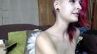 Mohawkmolly private record on 09/02/14 08:41 from Chaturbate