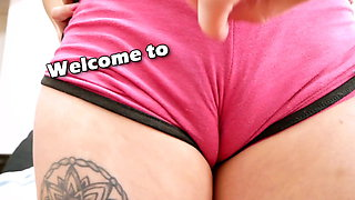 Puffy Pussy Cameltoe Panty Dispenser