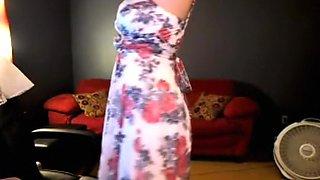 Fabulous Homemade video with Solo, Panties and Bikini scenes