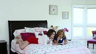 DaughterSwap - Two Hot Moms Share Their Bi Daughters
