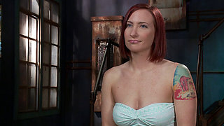 A redhead beauty's BD and SM fucking fun