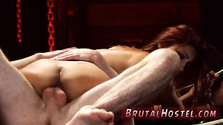 Anal bondage hd first time Poor little Jade Jantzen she just dreamed to have a joy