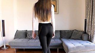 Fit18 - Anya Krey - 53kg - 173cm - Arab Teen  Loves Gagging