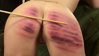 Desirable girl wants to get her ass punished by a mistress