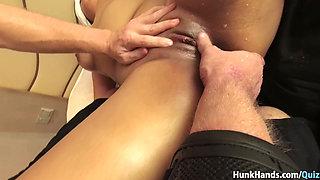 20 yo Asian Amateur gf CHOKED Squirts Big Ass Real Massage Singapore Hotel Malay Brown Indian → HunkHands.com/Quiz