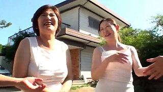 JAV mother daughter sex