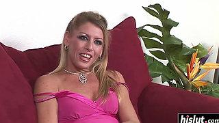 Giant orgy featuring sexy milf Chelsea Zinn