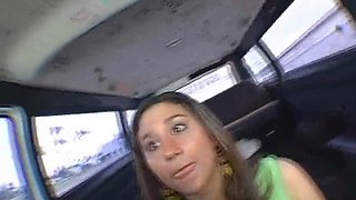 severe pounding in a bang bus clip film 1