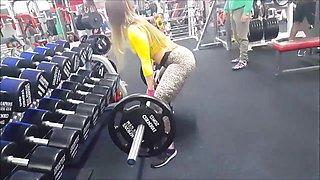 my god!!! fitness hot Ass hot CAMELTOE 3