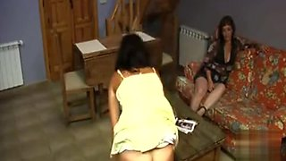 Spanish Mom and Daughter 2