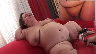 Crazy pornstar Gidget The Monster Midget in hottest blowjob, dildos/toys adult movie