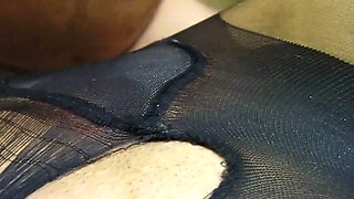 Pantyhose Wife 3