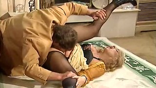 Mesmerizing blonde milf is addicted to passionate anal sex