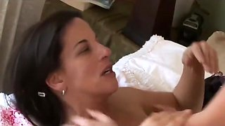One last time. Classic lesbian matures.