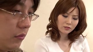 Nanako Mori Sons Crazy Incest Mother-in-law And Nanny
