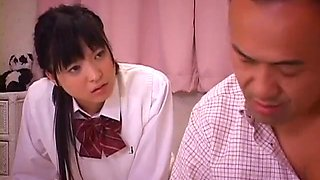 japanese daughter fucked by her dad
