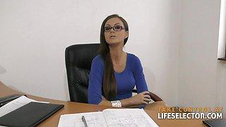 Tina Kay - Office MILF in Action
