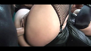 Camslut wifes bdsm brutal punish fuck from the flat
