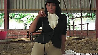 Mistress Danica hot cameltoe