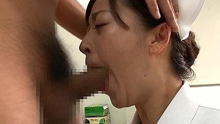 Japanese Married Nurse Gangbang Treatment