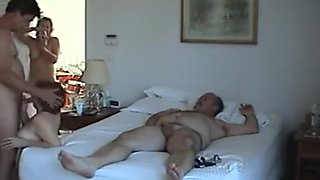 Mature Swinger Couples Having Fun At Home - Mary Ann
