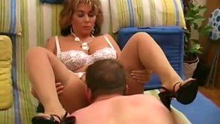 Ajx domination pussy suck