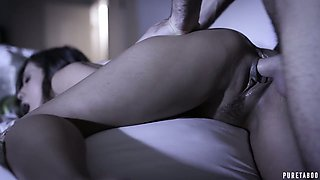 Naughty Jaye Summers can't resist fucking her sister's husband
