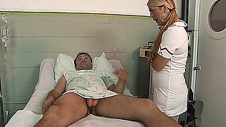 hot nurse hairy