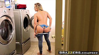 Brazzers - Mommy Got Boobs - Tegan James Luca
