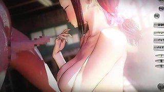 Bad Karma - Horny 3D anime sex movies