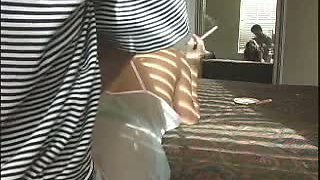 Smoking girls getting fucked