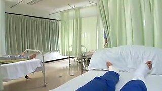 Exotic Japanese whore Yuki Fuwari in Best Blowjob, Nurse JAV movie