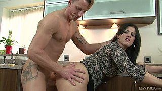 Montse Swinger likes to get fucked from behind more than anything
