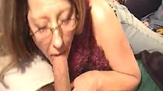 Great Horny Milf Knows How To Drain Cock