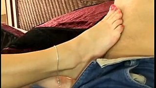 Hot foot job